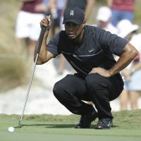 Tiger makes long-awaited return to golf