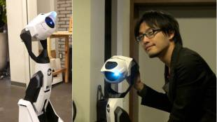 [VIDEO] Introducing Tipron the projection robot