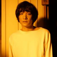 Ishizaki switches guitars for scripts in his on-screen debut