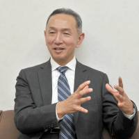 Yoshiaki Terumichi, a professor of the Faculty of Science and Technology at Sophia University, who will take over as president of the university in April, speaks to The Japan Times. | YOSHIAKI MIURA
