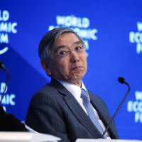 Another term for BOJ's Kuroda is an option: Abe adviser