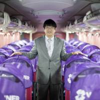 High school dropout builds bus empire in Japan after selling his car