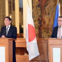 Japan pledges to promote infrastructure investment in Czech Republic