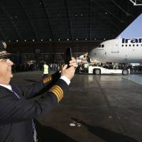 Airbus delivers Iran's first new jetliner in decades after nuclear deal