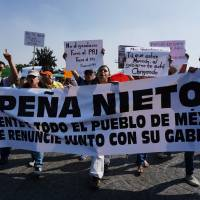 Mexico gas prices soar after decontrols kick in, sparking protester blockades