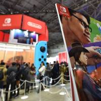 Nintendo takes big gamble with Switch's split personality