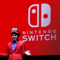 Nintendo hopes to reboot with release of new Switch game console