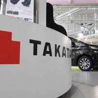 Takata to plead guilty, pay $1 billion U.S. penalty over air bag defects