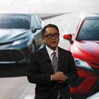Toyota's $10 billion U.S. investment plan pre-dates Trump threat, company says