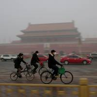 Beijing's air pollution goal is double WHO's acceptable standard