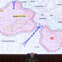Russia, Turkey bomb Islamic State targets in Syria coordinated with Assad