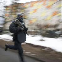 Austria police arrest 14 suspected of Islamic State links, 'parallel society' bid
