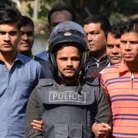 Bangladesh arrests one of the alleged 'masterminds' behind Dhaka cafe siege