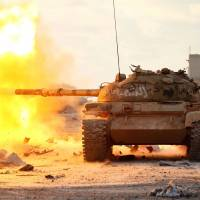 Libya forces rout jihadis from Benghazi district