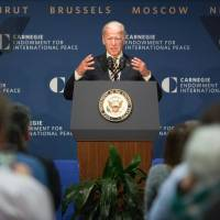 Biden: Intel told us about Trump allegations before press leaked them