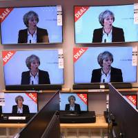 Japan will push for best business outcome from Brexit, says Suga