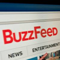 Drawing widespread criticism, BuzzFeed News published on Jan. 11 a full unverified 35-page dossier alleging that Russia has compromising information on President-elect Donald Trump. | AFP-JIJI