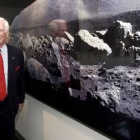 Gene Cernan, last man to walk on the moon, dead at 82