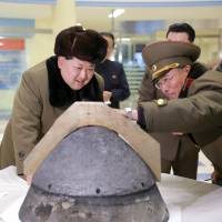 North Korea No. 2 threat to Beijing after U.S., Chinese military strategists say