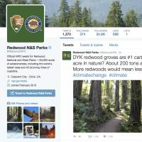 National Park ranks tweet climate truths as Trump camp stifles data, slams 'liberal media'
