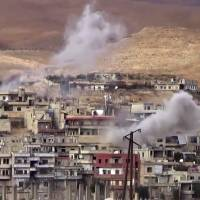 Damascus water crisis rages as regime pounds rebel-held valley source, contaminates supply
