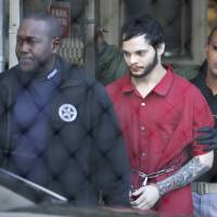 Florida airport shooter pleads not guilty as 22-count indictment is read out