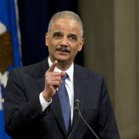 Holder to lead Democratic charge to undo GOP gerrymandering, redraw state district lines