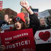 HRW fears Trump's 'particularly ugly' refugee ban, torture threat