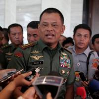 Indonesia backs down in Australia military row