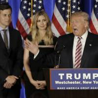 Ethical, nepotism questions raised as Trump taps billionaire son-in-law Kushner as senior adviser