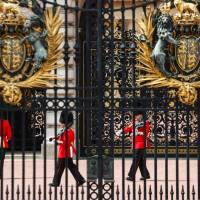 All change for London's Changing of the Guard after Berlin attack