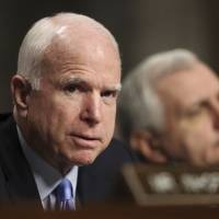 Putin foe McCain could emerge as bulwark against Trump