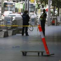 Three dead, 20 injured after driver aims for pedestrians in Melbourne