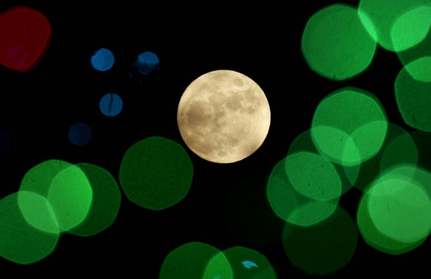 Moon may have been formed through multiple Earth impacts, study says