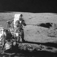At 4.51 billion years, moon older than thought, zircon samples prove