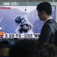 Carter says U.S. would shoot down North Korea missiles as Beijing voices concern over ICBM test