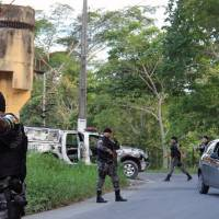 56 dead and 144 escape following violent riot between rival gangs at Brazilian prison