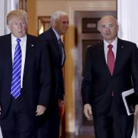 Labor pick Puzder outsourced jobs, favored robots over workers, now vows to be 'best champion' of jobs