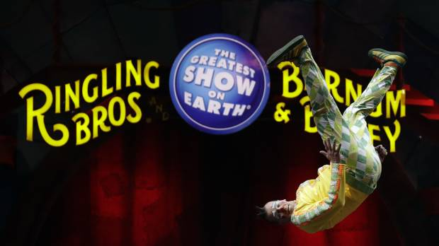 Ringling Bros. and Barnum & Bailey Circus to close after 146 years
