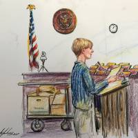 Mental health kept a nonissue, Dylann Roof sentenced to die for church massacre