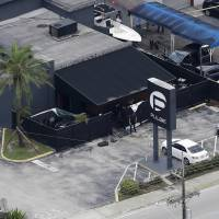 FBI arrests Orlando shooter's widow for alleged obstruction of justice