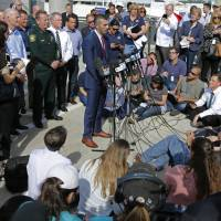 New video surfaces of Florida airport massacre; FBI's Hussein interrogator to handle case