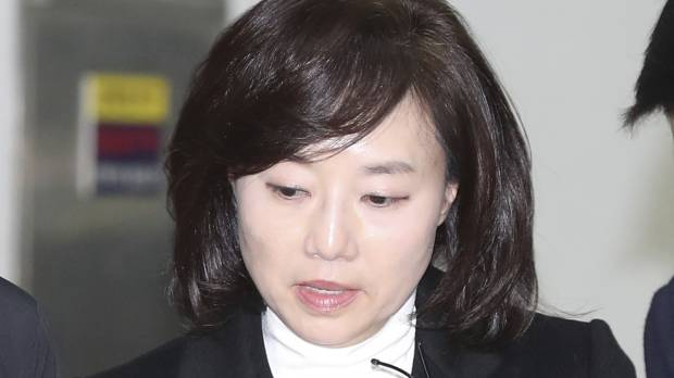 South Korean culture minister arrested over alleged blacklist of artists who criticized Park