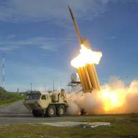 South Korea's acting president says U.S. anti-missile system must not be delayed amid nuclear threat