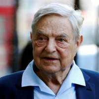 'Would-be-dictator' Trump will fail: Soros