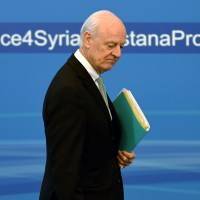 Power brokers endorse Syria cease-fire after two days of talks