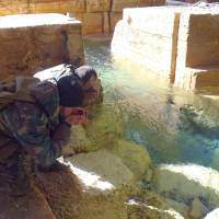 Syrian forces retake vital water source near Damascus, force rebels out