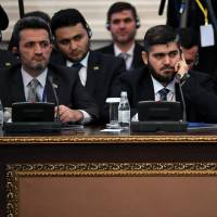 Talks on Syria's civil war off to a rocky start