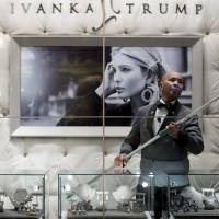 Trump retweets praise for his daughter, but tags the wrong Ivanka