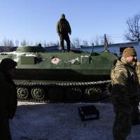 Kiev fears 'frozen conflict' amid surge in deadly clashes with Russia-backed rebels